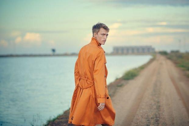 Płaszcz z kolekcji Zara