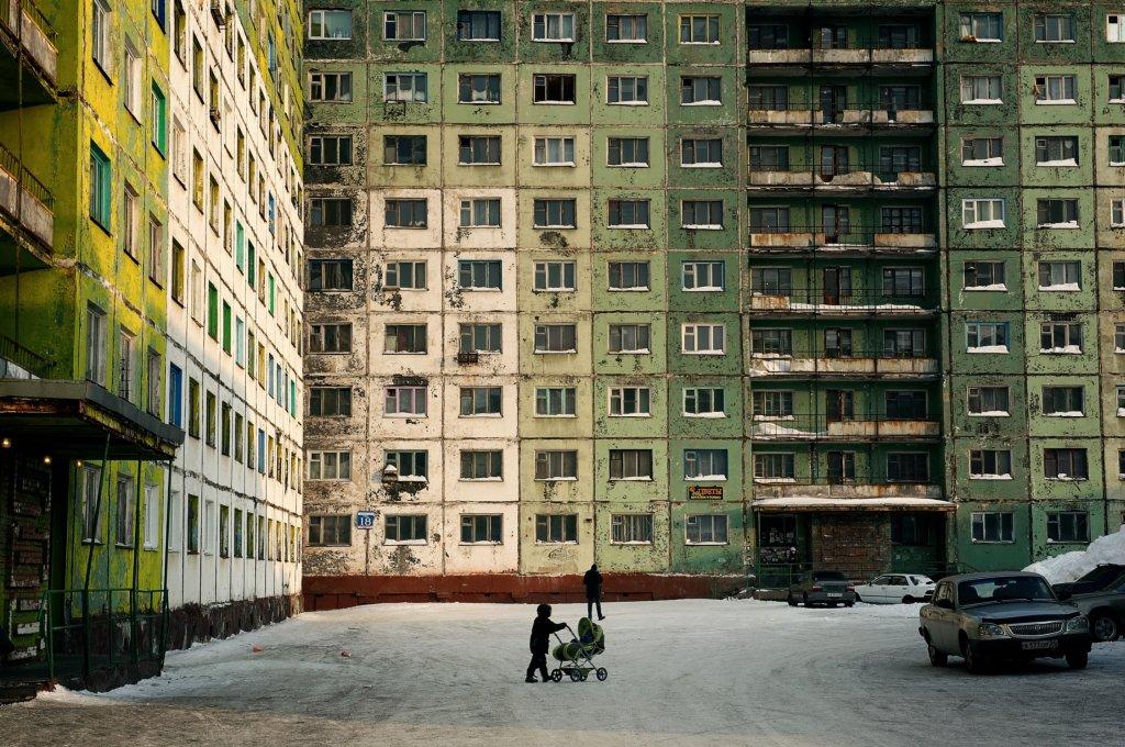 Norylsk, Rosja