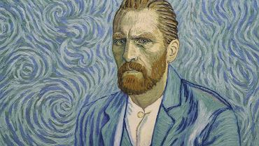 Kadr z filmu 'Twój Vincent'