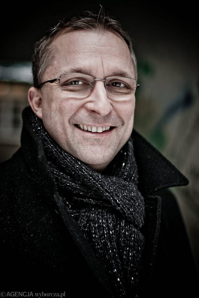 Wojciech Kościelniak  / Fot. Renata Dąbrowska / Agencja Gazeta