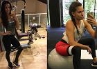 Jak na siłownię ubiera się Agata Biernat? Sprawdź sportowe zestawy tegorocznej Miss Polonia!