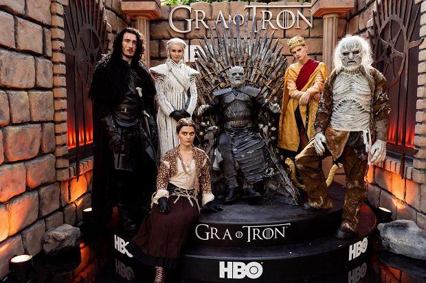 Wielkie Święto fanów Gry o Tron w Złotych Tarasach