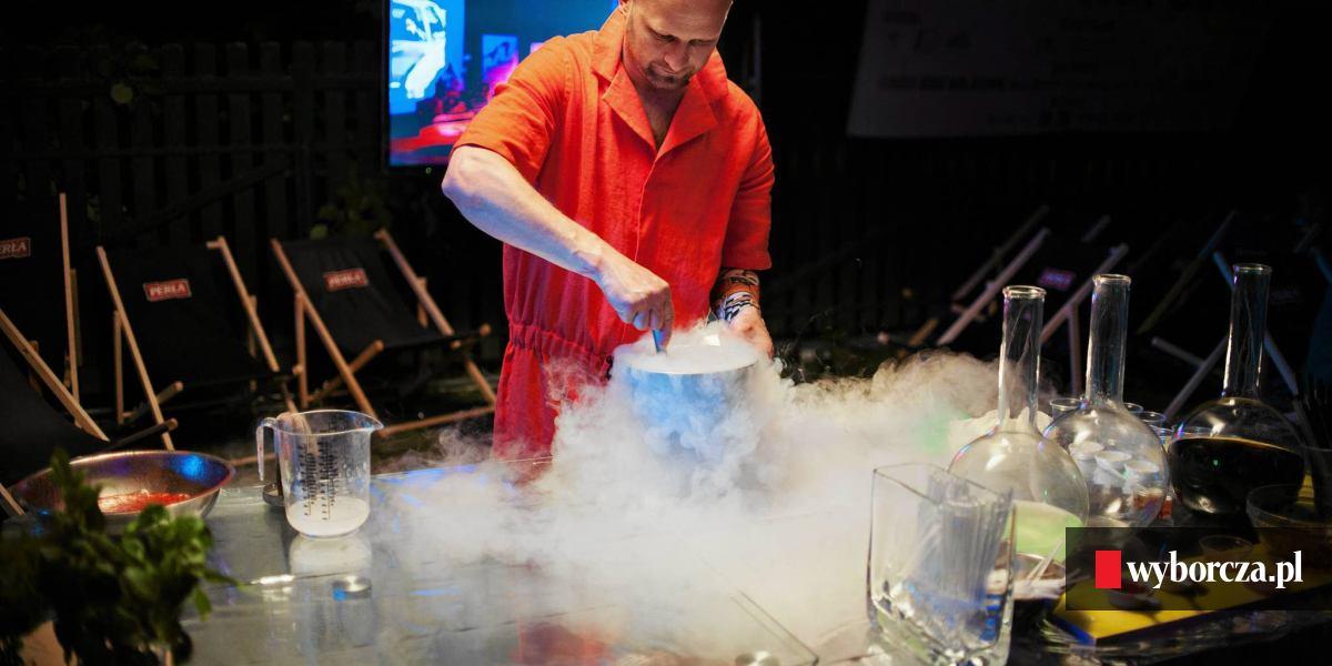 Zdrowsza I Oszczędniejsza Kuchnia Molekularna Dym Azot