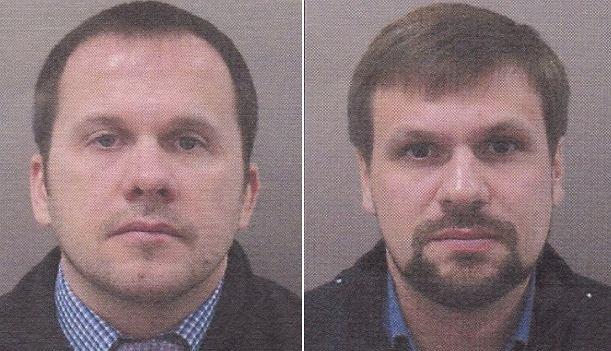 Mężczyźni poszukiwani przez czeską policję