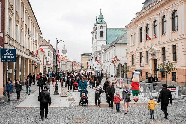 Zdjęcie numer 21 w galerii - Trwa Święto Paniagi w Rzeszowie. Zobacz galerię zdjęć