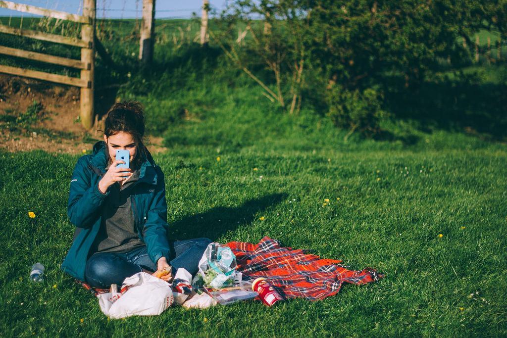 Koc na piknik