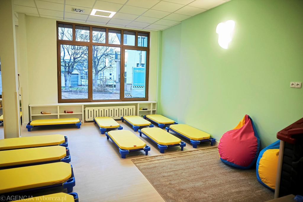 Żłobek w Nowosolnej. Zasiłek opiekuńczy (zdjęcie ilustracyjne)