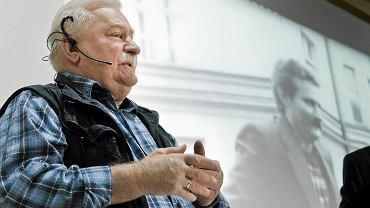 Spotkanie z Lechem Wałęsą w Białymstoku