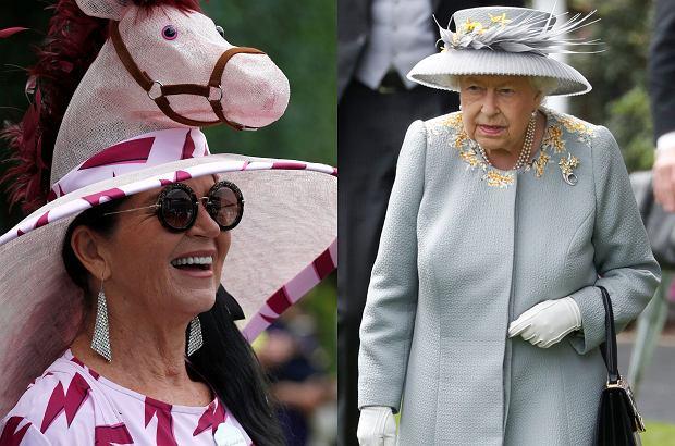Za nami trzeci już dzień wyścigów konnych Royal Ascot. Na wydarzeniu oczywiście nie mogło zabraknąć rodziny królewskiej z Elżbietą II na czele. Naszą uwagę zwróciły w szczególności kapelusze gości, które były świetnym dopełnieniem każdej stylizacji.