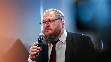 Piotr Cywiński, dyrektor Państwowego Muzeum Auschwitz-Birkenau