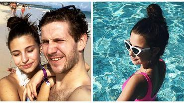Lewandowscy i Doda w Dubaju, a Julia i Antek w innym rajskim miejscu. Aktorzy pokazali kilka odważnych zdjęć