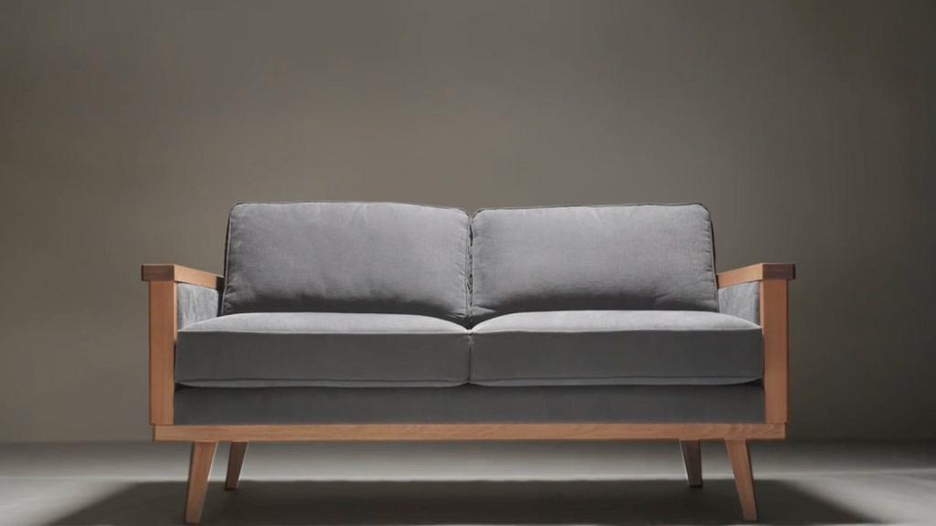 Sofa Orkidé - nowoczesna wersalka do każdego wnętrza.