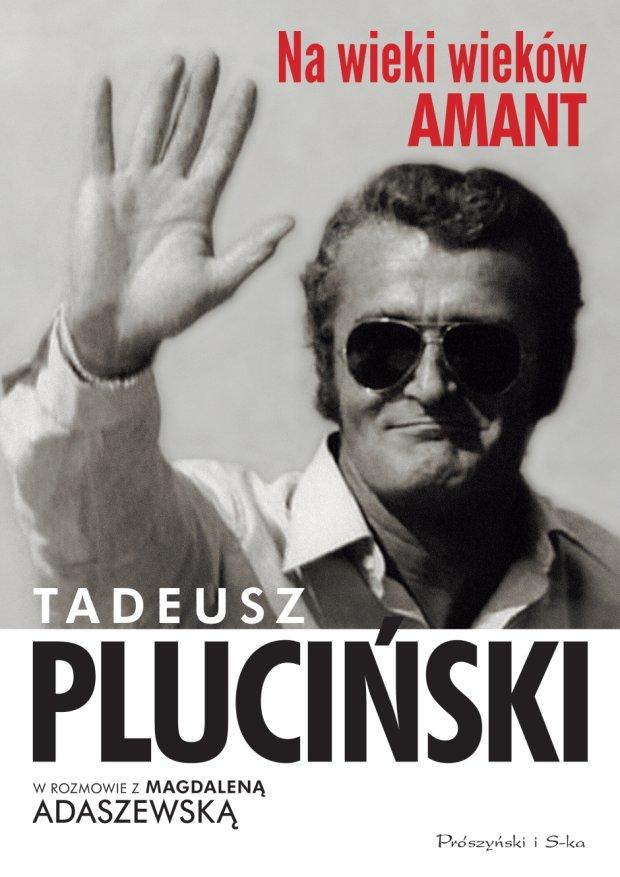 Książka o życiu Tadeusza Plucińskiego