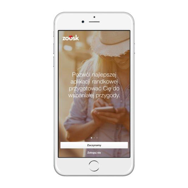 przeciągnij aplikację randkową na Androida