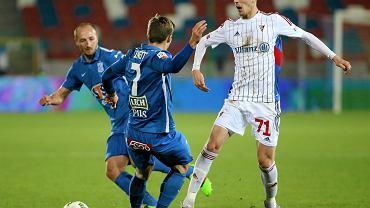 Górnik Zabrze - Lech Poznań 0:2. Szymon Pawłowski, Karol Linetty