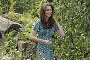 Księżna Kate dodała do swojego ogrodu ścieżkę z kamieni na życzenie księcia George'a