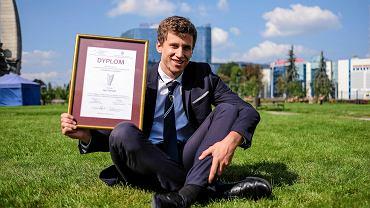 Jan Fornal, złoty medalista Międzynarodowej Olimpiady Matematycznej w Rumunii