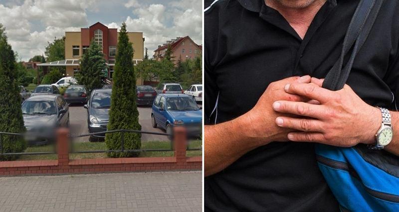 Siedziba KRUS w Radzyniu/modlitwa (zdjęcie ilustracyjne)