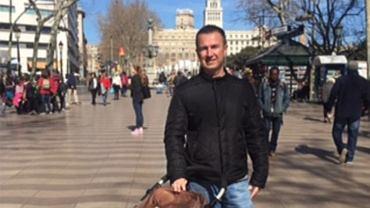 Piotr Lewaszow, rosyjski super haker, który przyznał się do przestępstw w USA.