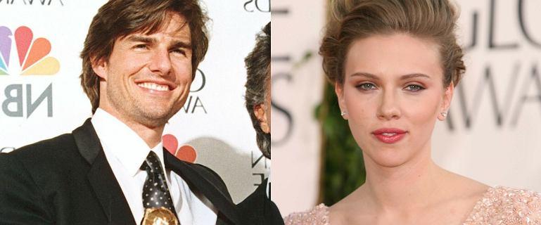 Tom Cruise oddaje Złote Globy, Johansson oskarża stowarzyszenie o seksizm
