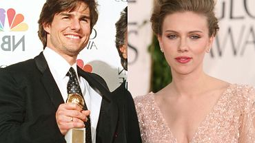 Tom Cruise, Scarlett Johansson