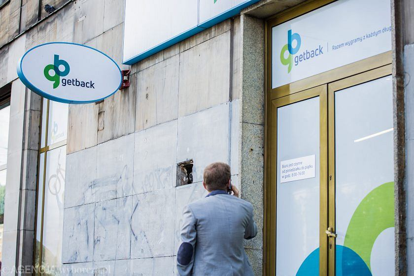 Oddział firmy GetBack przy alei Solidarności 127