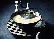 Zupa czarno-biała - ugotuj