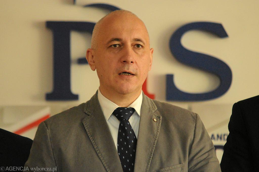 Szef MSWiA Joachim Brudziński