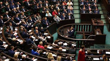 Posiedzenie Sejmu 6 października