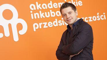 Konrad Kurkowski - dyrektor AIP