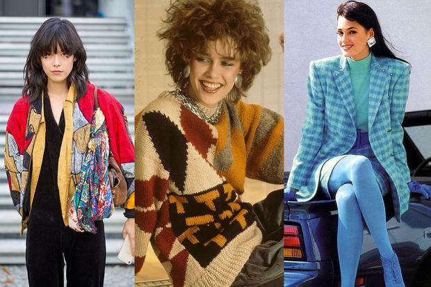 Trzy rzeczy na jesień, które sprawią, że ponownie pokochasz lata 80 !