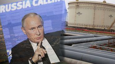 Rosja jest gotowa współpracować z OPEC ws. poziomu wydobycia ropy
