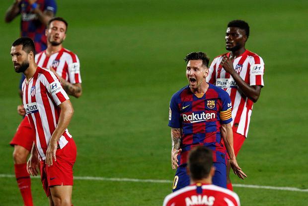 Lionel Messi przeszedł do historii. Jest coraz bliżej szczytu