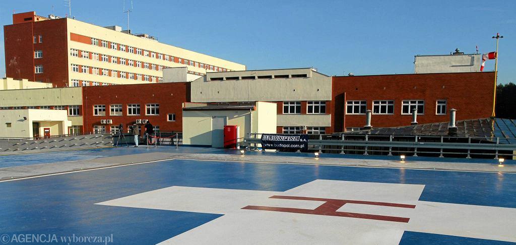 Szpital w Grudziądzu