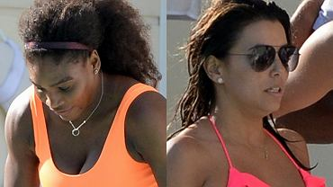 Serena Williams, Eva Longoria