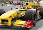 Robert Kubica znowu w bolidzie! ''To nie koniec tematu F1'' [WIDEO]