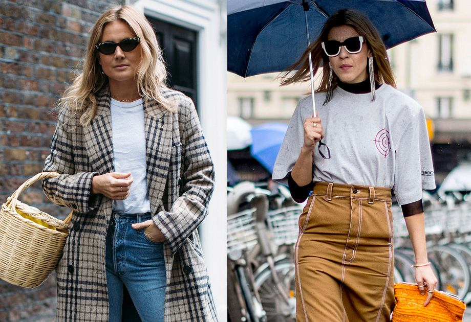 T-shirty - street style