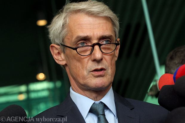 Rzecznik Sądu Najwyższego Michał Laskowski