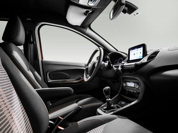 Ford Ka+ Active