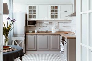 Mała kuchnia w bloku - czy może być funkcjonalna? Jak zaoszczędzić przestrzeń?