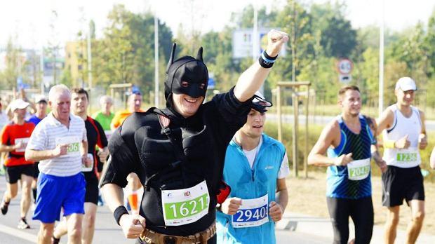 13.09.2015 Wroclaw . 33 PKO Wroclaw Maraton . fot. Mieczysław Michalak / Agencja Gazeta  SLOWA KLUCZOWE: sport biegi bieganie