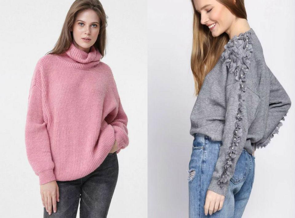 Swetry  z jesiennej kolekcji Born2be