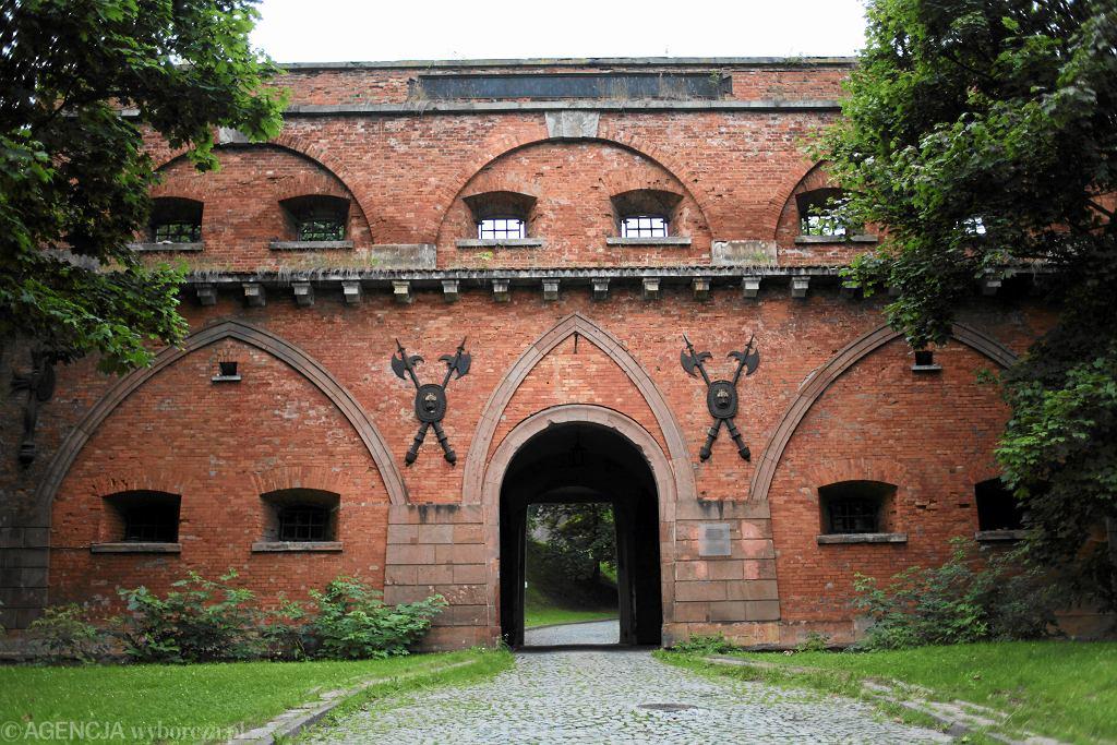 Cytadela Warszawska, miejsce związane z bitwą z 1920 roku.