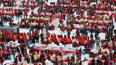 Festiwal kimchi w Seulu