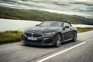 BMW serii 8 Cabrio - przepiękny kabriolet w dwóch mocnych wersjach