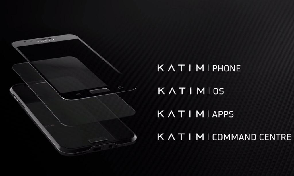 Smartfon Katim