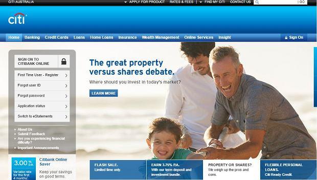 Citi Bank Australia