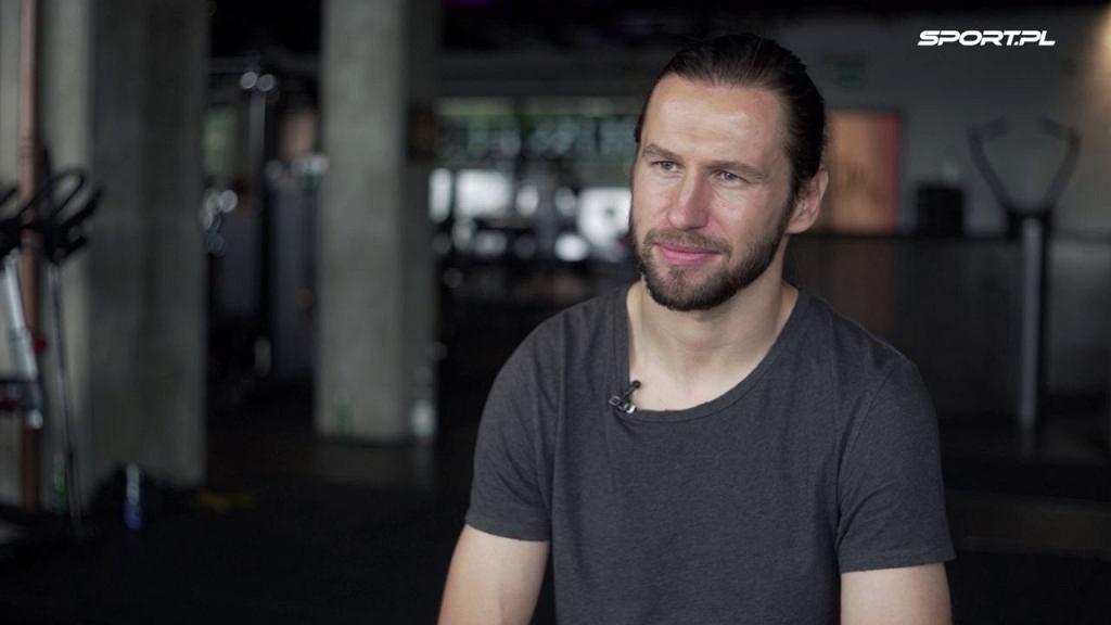 Grzegorz Krychowiak w rozmowie z Pawłem Wilkowiczem