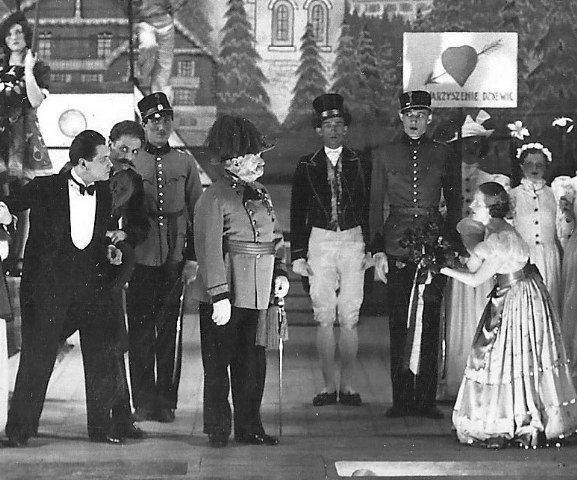 Eugeniusz Bodo w operetce