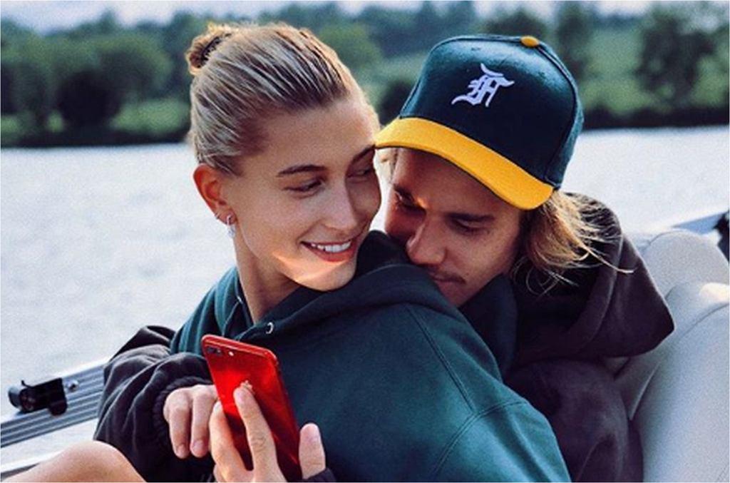 Hailey i Justin